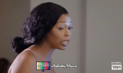 Bambi tells Safaree to go see Erica and his baby