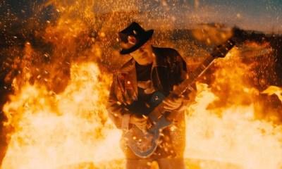 Carlos Santana She's Fire music video