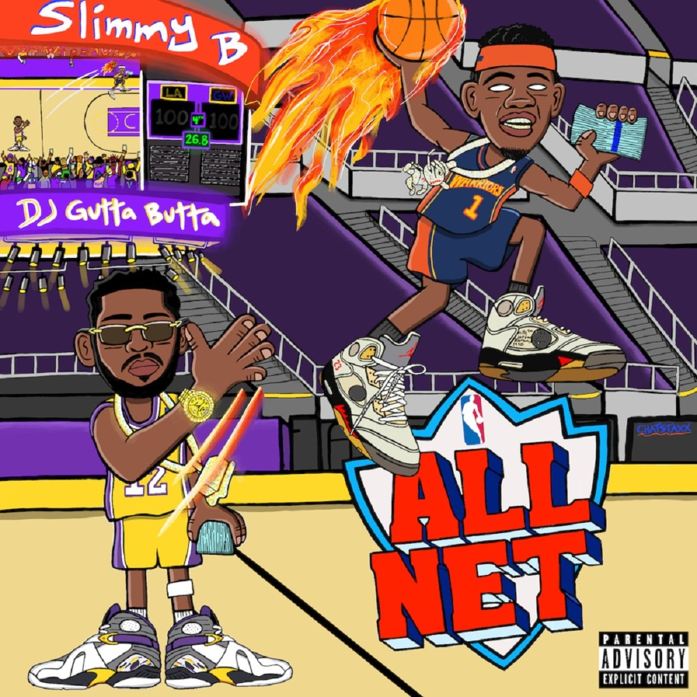 DJ Gutta Butta and Slimmy B All Net