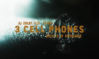 DJ Swamp Izzo 3 Cell Phones music video