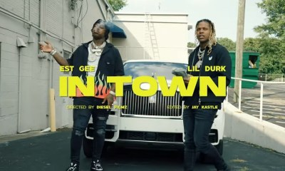 EST Gee In Town music video