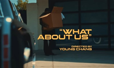 Eric Bellinger What About Us music video