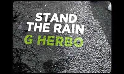 G Herbo Stand The Rain music video