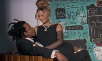 Jay-Z and Beyonce star in Tiffany & Co.'s About Love ad