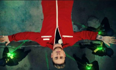 Jordan Hollywood Paranoid music video