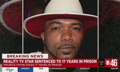 Karlie Redd's ex, Arkansas Mo, sentenced to 17 years in prison for PPP fraud