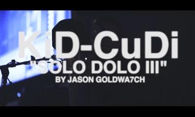 Kid Cudi Mr. Solo Dolo III. music video