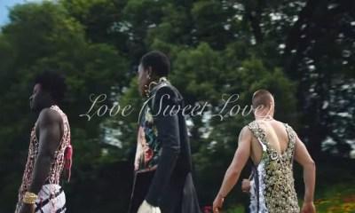 Little Mix Love Sweet Love music video