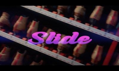 Liyah Slide music video