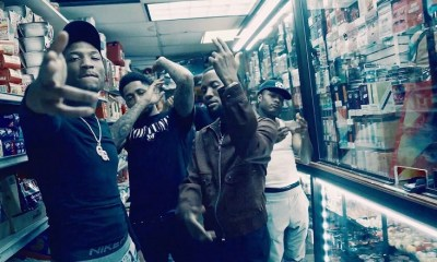 No Savage and Shy Glizzy Mood Switch music video