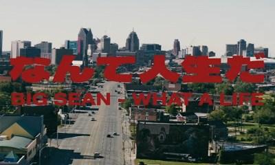 Big Sean What A Life music video