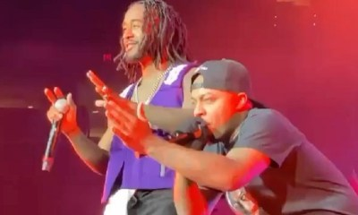 Bow Wow quits The Millennium Tour, says Omarion is the headliner