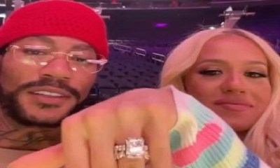 Derrick Rose and Alaina Anderson are engaged