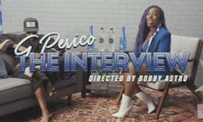 G Perico The Interview music video