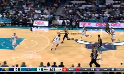 Indiana Pacers at Charlotte Hornets 2021 opening night highlights