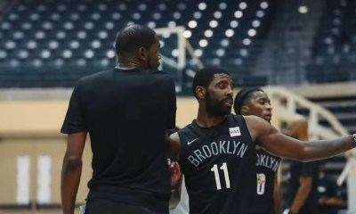Kyrie Irving won't play in Brooklyn Nets home games, due to NYC COVID-19 vaccine mandate