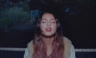 Olivia Rodrigo traitor music video