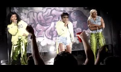 Queens cast Belly of the Bitch music video