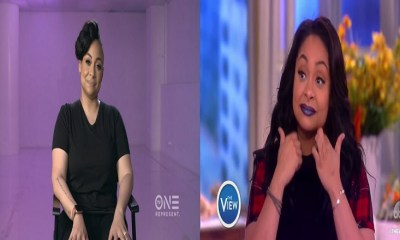 Raven-Symone calls her time on The View the most-stressful experiences ever