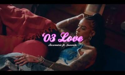 Rosemarie '03 Love music video