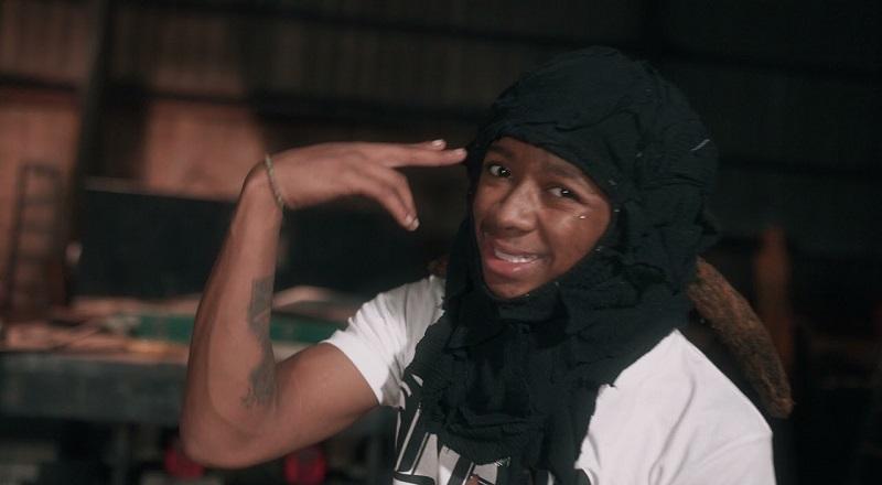 Slimelife Shawty Freestyle music video