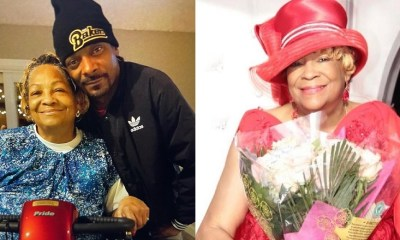 Snoop Dogg reveals his mother died