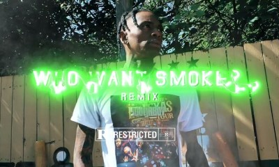 Soulja Boy Who Want Smoke With Me music video