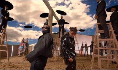 Timaya Cold Outside music video
