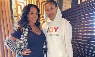 Ty Young hints that she and Mimi Faust may be back together