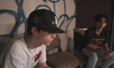 Yung Zen and Reyhan! Better Without Me music video
