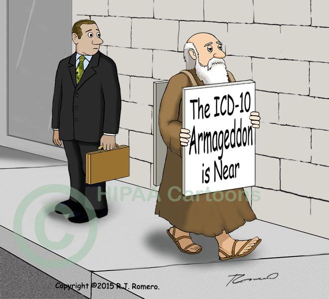Cartoon-Prophet-of-doom-says-ICD-10-armageddon-is-near_ICD-8
