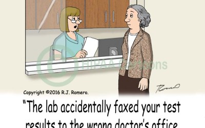 Patient Confidentiality Cartoon