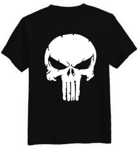 Punisher Skull Czarna