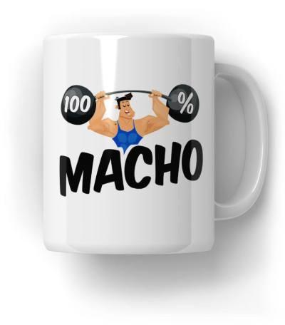 Kubek 100% Macho