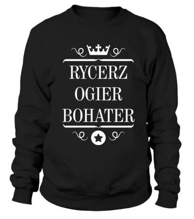 Bluza Rycerz Ogier i Bohater
