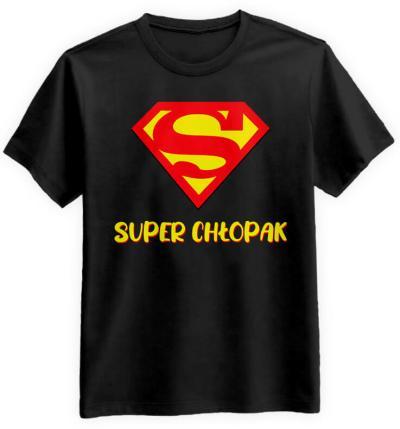 Super Chłopak Czarna