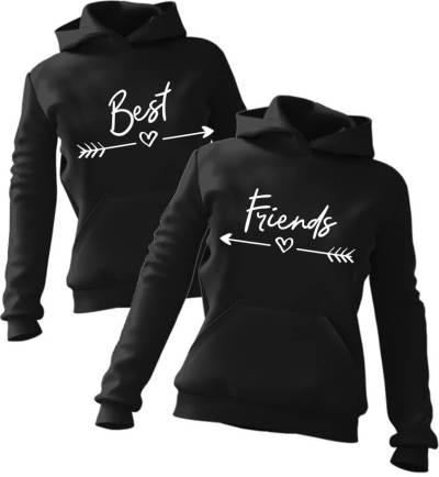 Zestaw bluz z kapturem Best Friends