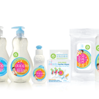 Dapple Baby Cleans with a Conscious {Giveaway}
