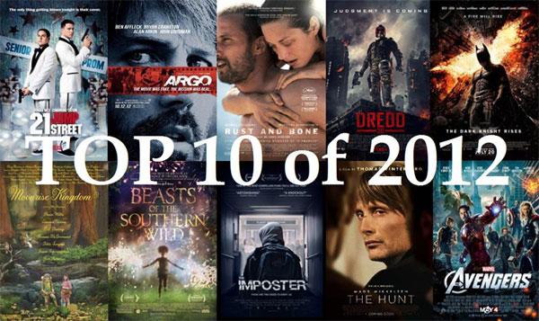 Christopher Preston's Top10