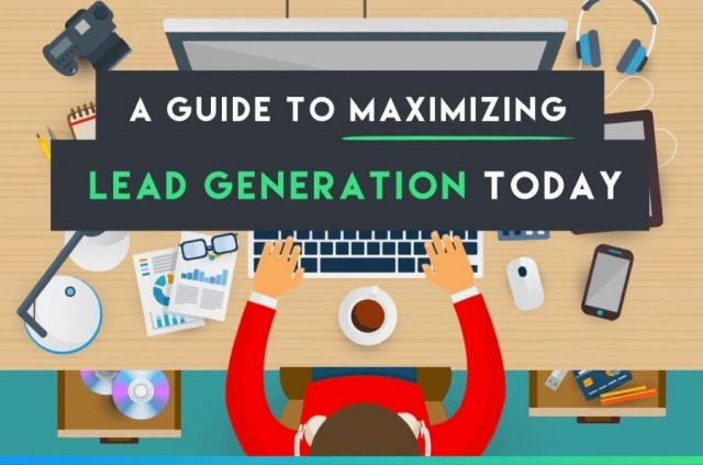 Cover – A Guide to Maximizing Lead Generation Today