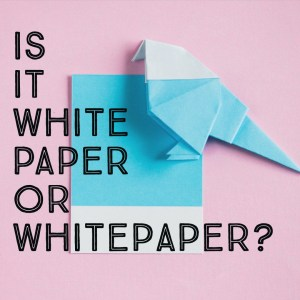 Whitepaper or White Paper