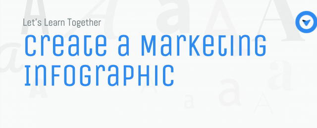 Cover Let's Learn Together Creating an Infographic
