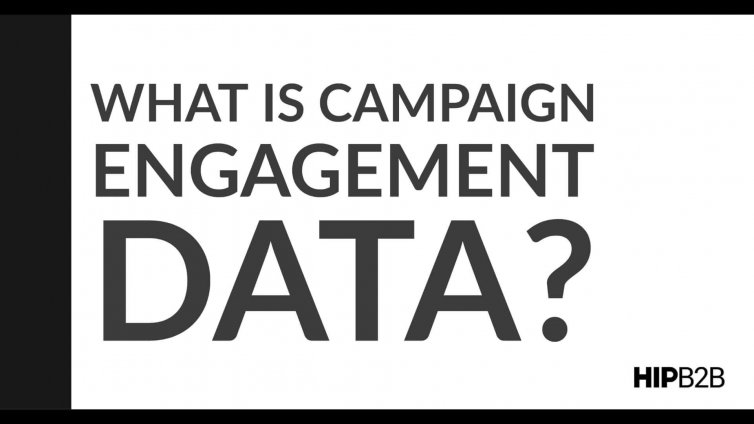 1. What is Campaign Engagement Data?