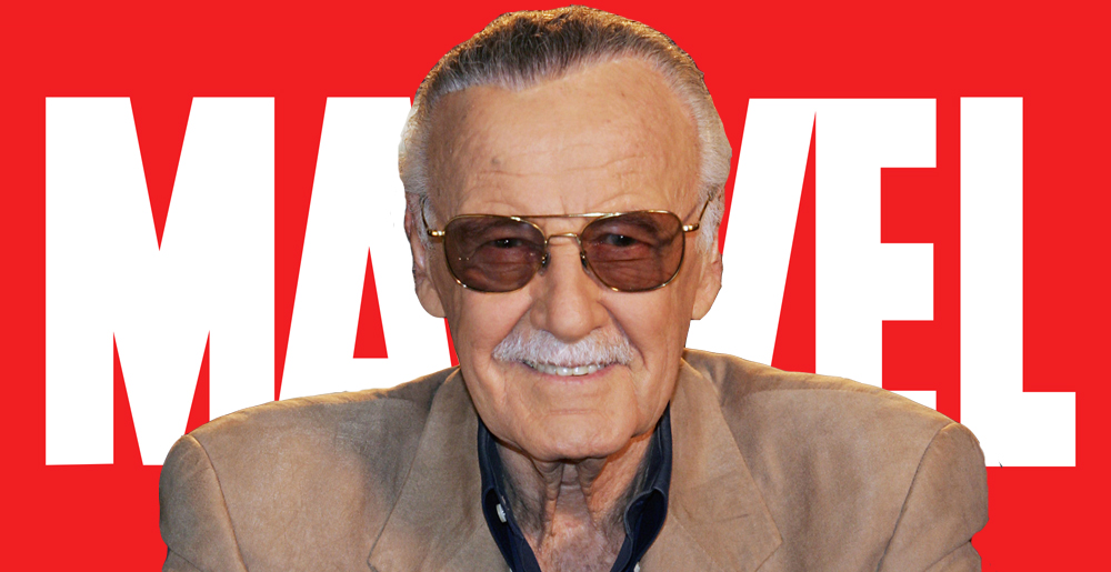 Image result for Stan Lee Marvel