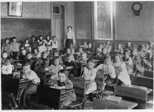 19th Century Elementary School