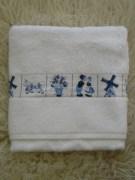 handdoek-delftsblauw