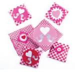 Valentine Cookie Wrapper