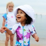 Stoerekindjes UV beschermende kleding