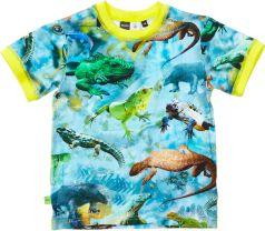 molo kinderkleding jongens shirt hagedissen