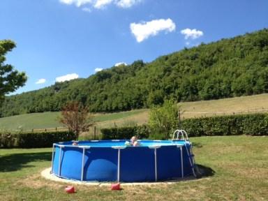 zwembad casa Rosa